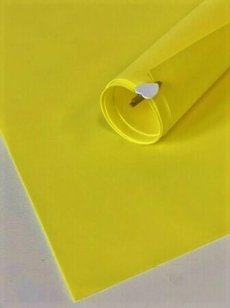 - Фоамиран 1мм 60х70см Темно Желтый 85-31