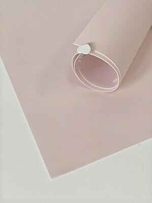 - Фоамиран 1мм 60х70см Розовый Туман 002