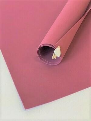 2мм 60х70см Иранский Фоамиран - Сиреневый Пион 1553/3