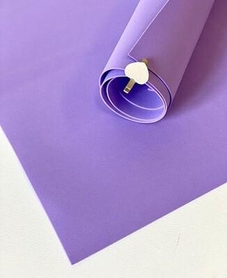 2мм 60х70см Иранский Фоамиран - Фиолетовый 026