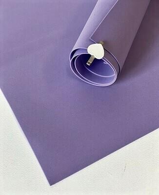 2мм 60х70см Иранский Фоамиран - Темно Фиолетовый 22-025