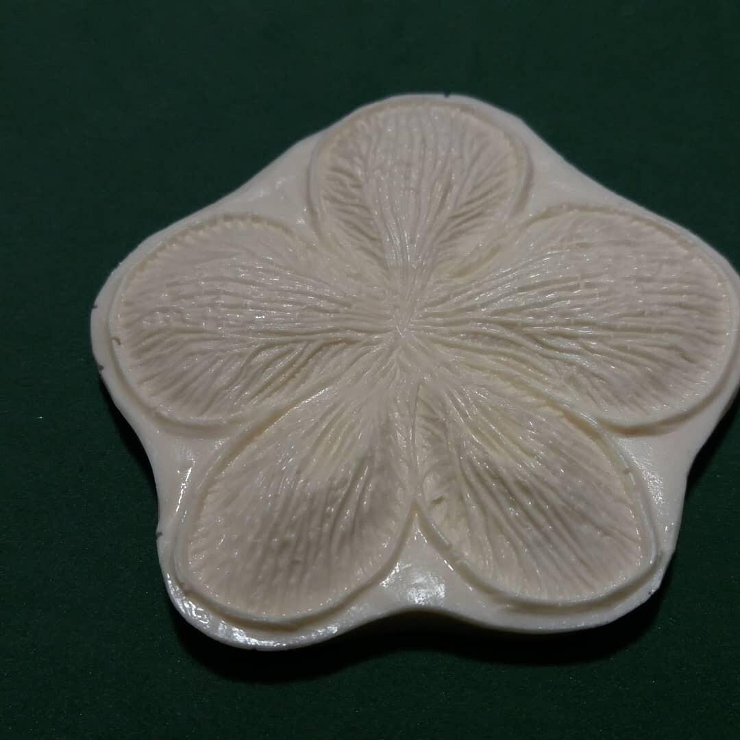 Молд Цветок Орхидеи диаметр 8х8см