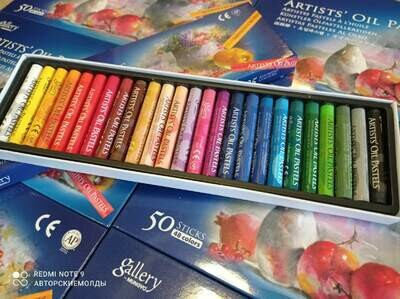 Пастель Mungyo Gallery Artists Oil Pastels - 25 расцветок