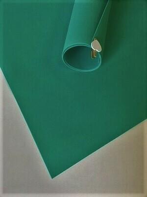 Фоамиран 1мм 60х70см Морской Зеленый 4520