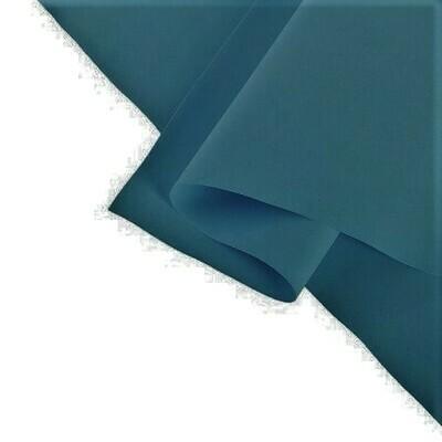 - Фоамиран 1мм 60х70см  Темно Синий Пыльный 00-23