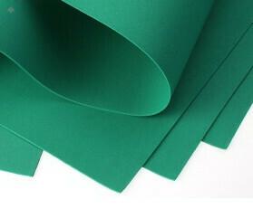 Фоамиран Eva 1 мм 50*50 см зелёный 4520