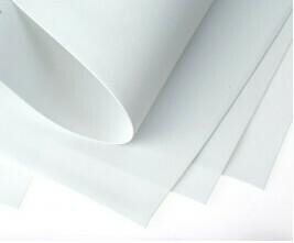 Фоамиран Eva 1 мм 50*50 см белый 9001