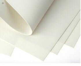 Фоамиран Eva 1 мм 50*50 см белый-айвори 9002