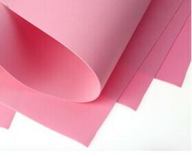 Фоамиран Eva 1 мм 50*50 см розовый 1504