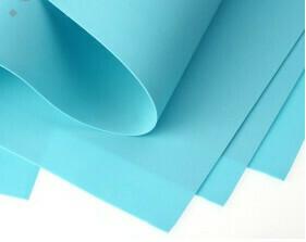 Фоамиран Eva 1 мм 50*50 см голубой 5908-1