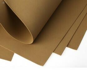 Фоамиран Eva 1 мм 50*50 см коричневый 6831