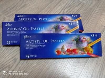 Пастель Mungyo Gallery Artists Oil Pastels - 25 расцветок