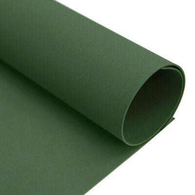 Фоамиран Зефирный Темно-зеленый 2мм, 50х50см