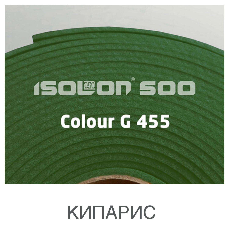 Изолон* 2мм - КИПАРИС ширина 75см !!ХИТ ПРОДАЖ!! самый классный, натуральный из зеленых оттенков