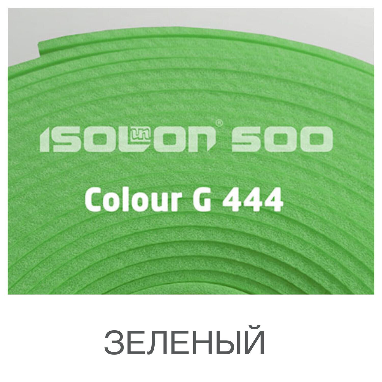 Изолон* 2мм - Зеленый ширина 75см (#444)