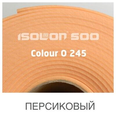 Изолон* 2мм - Персиковый ширина 75см