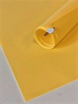 - Фоамиран Иранский 1мм 60х70см Сочный Желтый