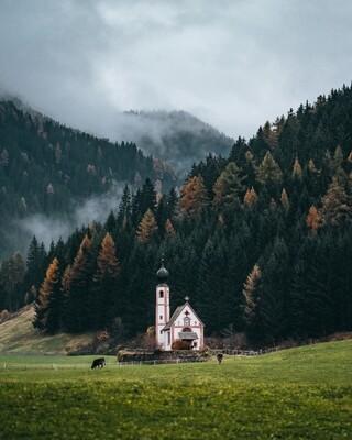 St. Johann church - Fotografi