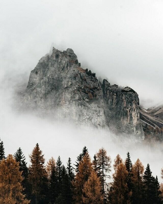 Hidden mountain - Fotografi