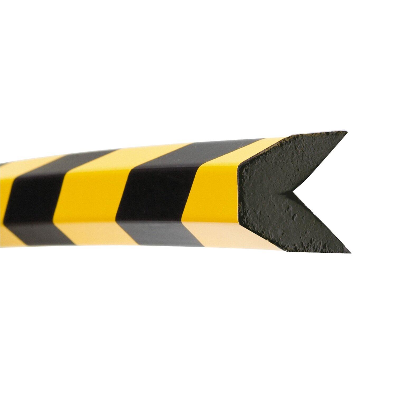 MORION stootbanden, magnetisch trapezium 40x40mm.
