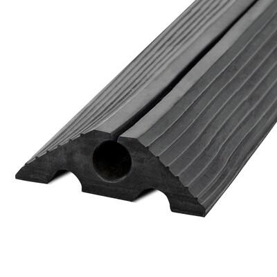 MORION kabelgoot om uit te rollen, zwart, 100x10.000x30mm.