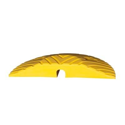 TOPSTOP-20 verkeersdrempel, geel, 340x175x50mm.