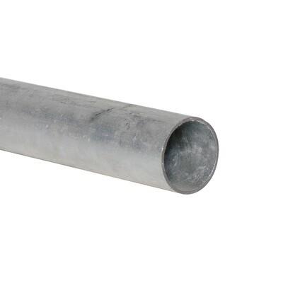 TOPSTOP 10 richtstang, staal/verzinkt, 48Ø 2,0mm.