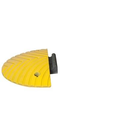 TOPSTOP 20-RE verkeersdrempel, 400x200x50mm, geel