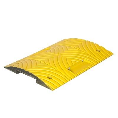 TOPSTOP 20-RE verkeersdrempel, 400x500x50mm, geel