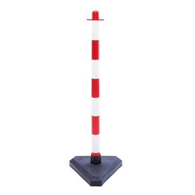 GUARDA kettingstaander rood/wit, H 870mm
