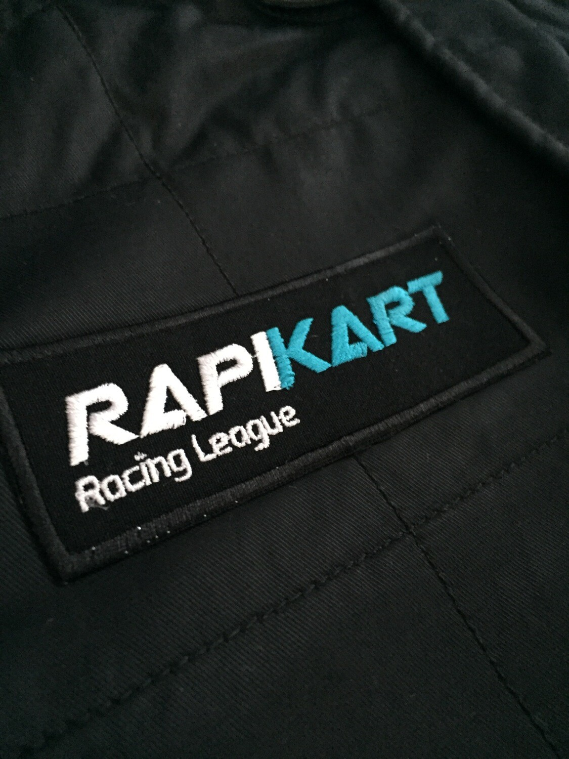 RapiKart Sew On Badge