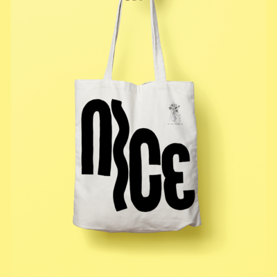 Nice Tote Bag [SOLD OUT]