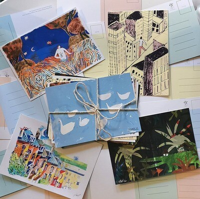 Nice Postcards (Bundle)