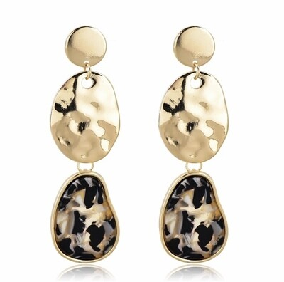 The 'Fay' Statement Earring