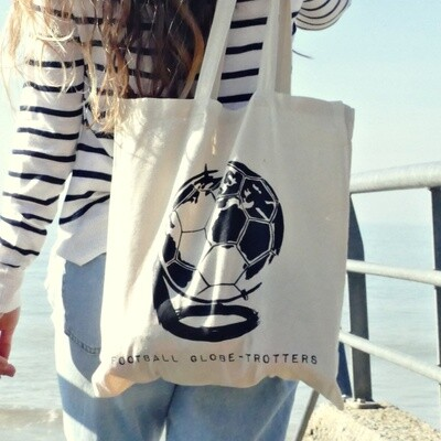 Tote-bag Football Globe-Trotters