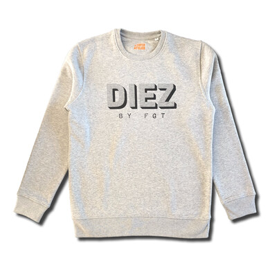 Sweat Diez by FGT - Unisexe