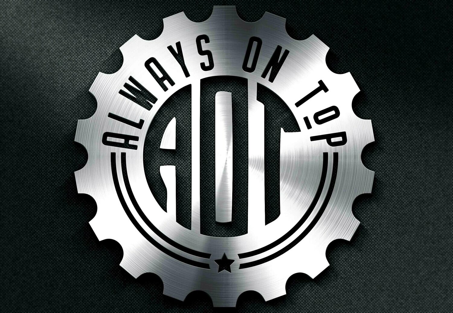 Cog Sticker