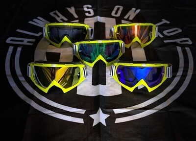 Yellow Epoch Goggle
