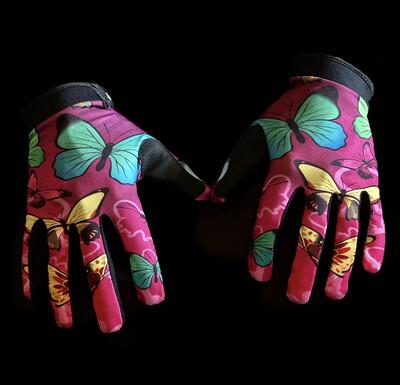 Butterfly glove