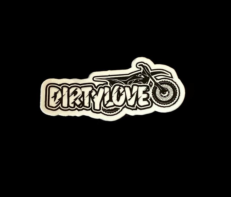 DirtyLove Sticker (BIKE)