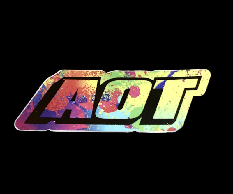 Neon Splash MAGNET