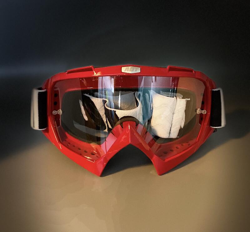 Red Epoch Goggle