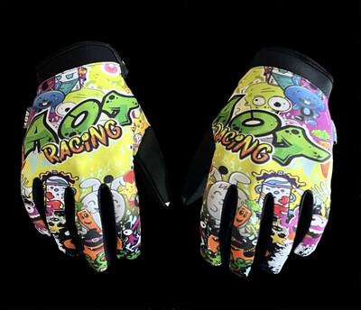 Graffiti Glove