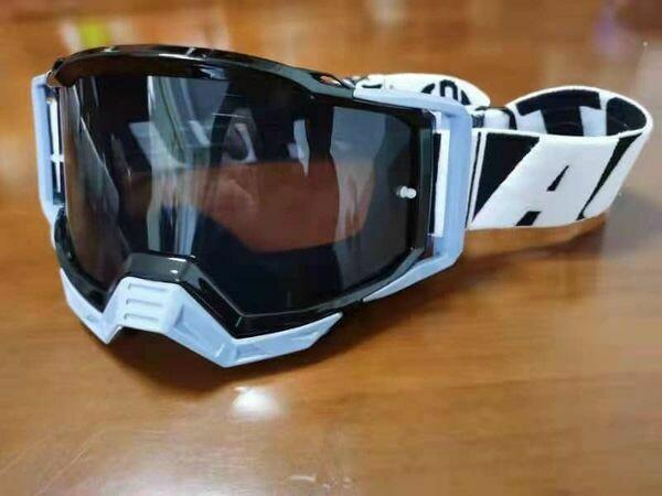 Grey/Black TBN Goggle