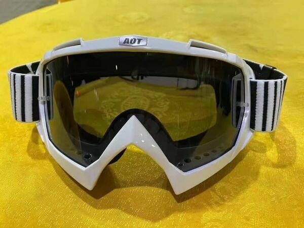 White Epoch Goggle