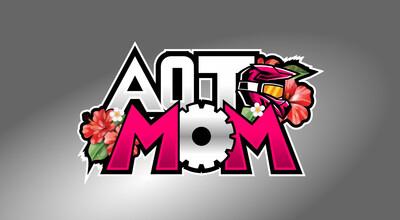AOT Mom Cog Sticker
