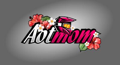 AOT Mom Sticker