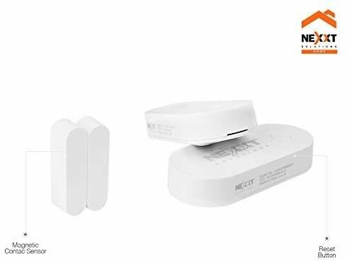 2 Sensores de contacto inteligentes con conexión Wi-Fi