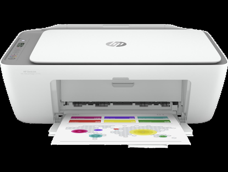 Impresora Todo-en-Uno HP Deskjet Ink Advantage 2775
