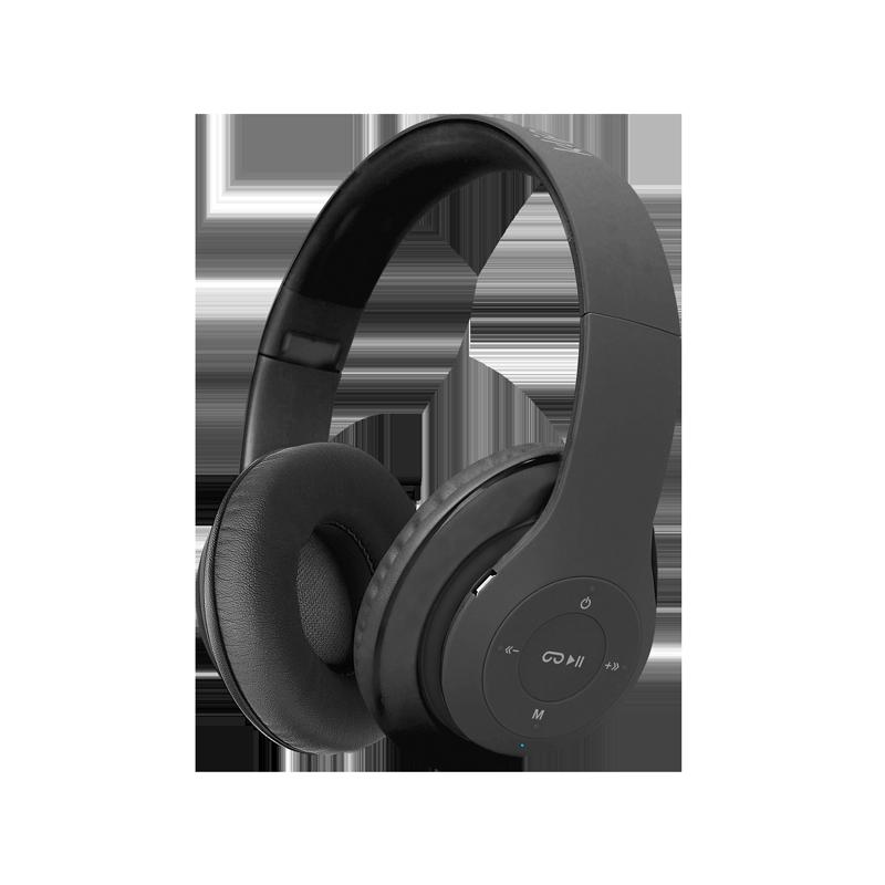 Audífonos con micrófono y tecnología inalámbrica PULSE